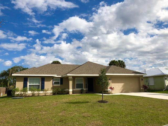 2517 SW Abelard Street, Port Saint Lucie, FL 34953 (MLS #RX-10672727) :: THE BANNON GROUP at RE/MAX CONSULTANTS REALTY I