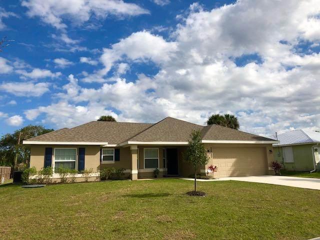 2517 SW Abelard Street, Port Saint Lucie, FL 34953 (MLS #RX-10672727) :: Miami Villa Group