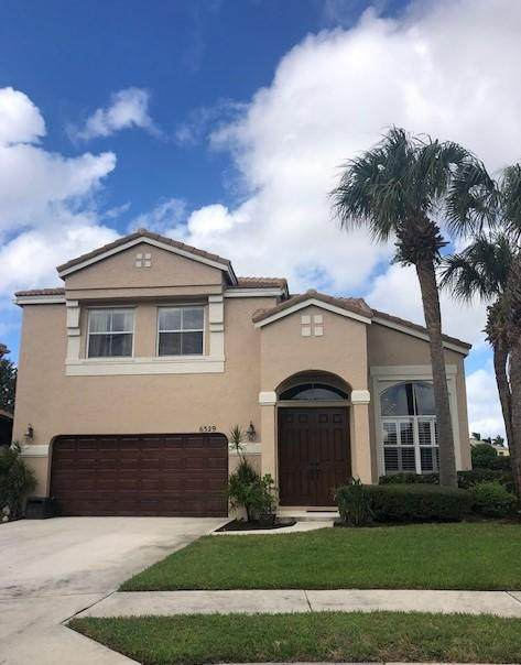 6329 Prestwick Court, Lake Worth, FL 33467 (MLS #RX-10672873) :: Berkshire Hathaway HomeServices EWM Realty