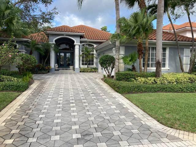 1025 Grand Isle Terrace, Palm Beach Gardens, FL 33418 (MLS #RX-10672904) :: Berkshire Hathaway HomeServices EWM Realty
