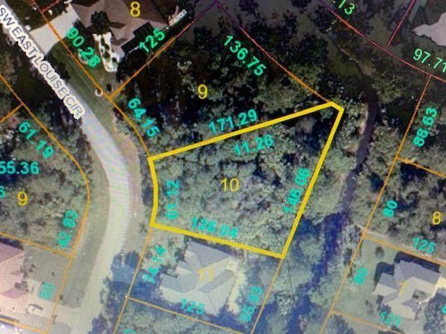 1121 SW East Louise Circle, Port Saint Lucie, FL 34953 (MLS #RX-10673371) :: Berkshire Hathaway HomeServices EWM Realty