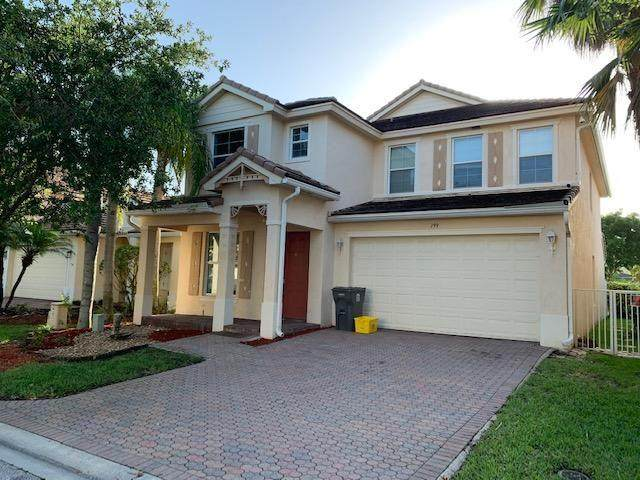 199 Mulberry Grove Road, Royal Palm Beach, FL 33411 (#RX-10673820) :: Ryan Jennings Group