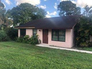 2564 Ida Way 4B, West Palm Beach, FL 33415 (MLS #RX-10673968) :: Dalton Wade Real Estate Group