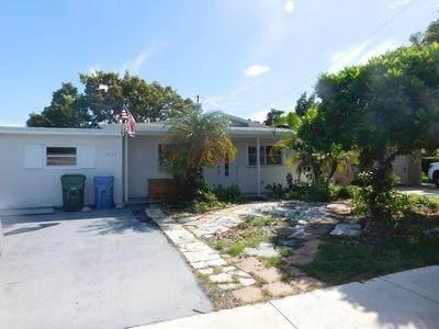 5316 NE 2nd Avenue NE, Oakland Park, FL 33334 (MLS #RX-10674440) :: Dalton Wade Real Estate Group