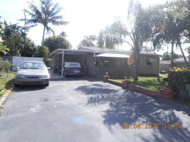 2932 NE 12th Avenue NE, Pompano Beach, FL 33064 (#RX-10674648) :: Dalton Wade
