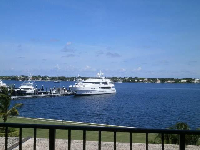 132 Lakeshore Drive #317, North Palm Beach, FL 33408 (#RX-10674750) :: Ryan Jennings Group