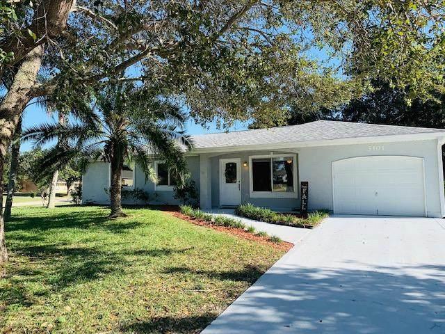 3101 SW Landale Boulevard, Port Saint Lucie, FL 34953 (MLS #RX-10675479) :: Miami Villa Group