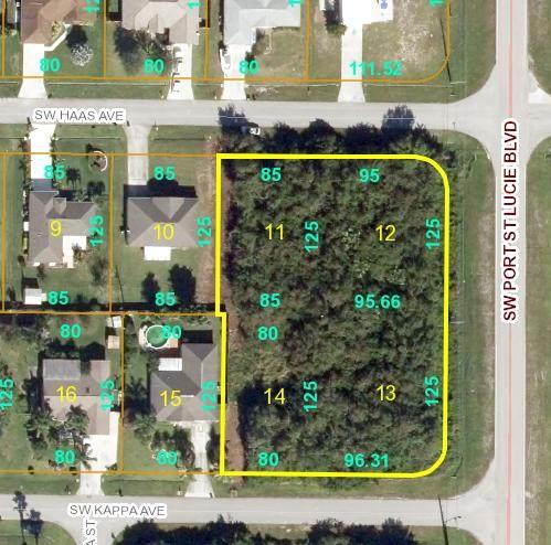 810 SW Haas Avenue, Port Saint Lucie, FL 34983 (#RX-10675484) :: Ryan Jennings Group