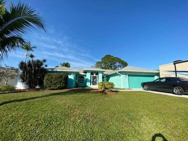 686 SE Keyes Street, Port Saint Lucie, FL 34983 (MLS #RX-10676307) :: Laurie Finkelstein Reader Team