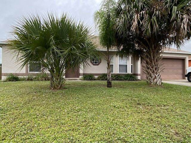772 SW Carmelite Street, Port Saint Lucie, FL 34983 (MLS #RX-10677141) :: Miami Villa Group