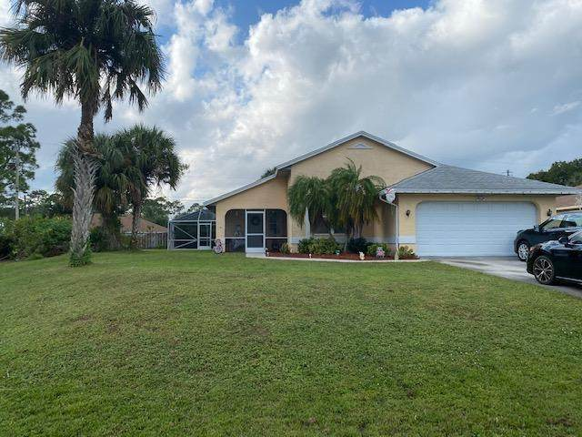 2679 SW Ace Road, Port Saint Lucie, FL 34953 (MLS #RX-10677477) :: THE BANNON GROUP at RE/MAX CONSULTANTS REALTY I