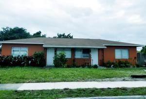 718 42nd Street 718 And 720, West Palm Beach, FL 33407 (MLS #RX-10678131) :: Berkshire Hathaway HomeServices EWM Realty