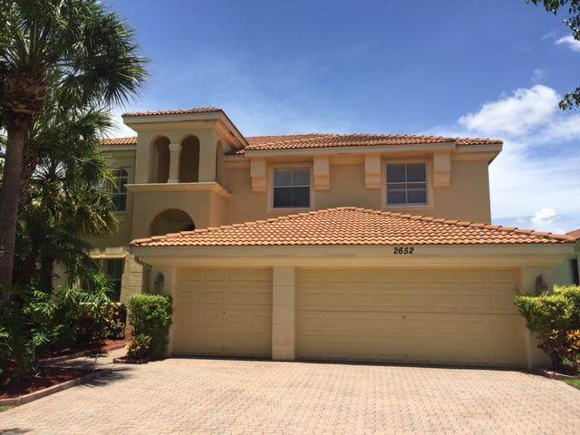 2652 Danforth Terrace, Wellington, FL 33414 (#RX-10678202) :: Realty One Group ENGAGE