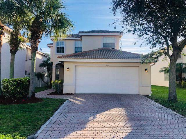 5340 Moon Shadow Lane, Greenacres, FL 33463 (MLS #RX-10678802) :: THE BANNON GROUP at RE/MAX CONSULTANTS REALTY I