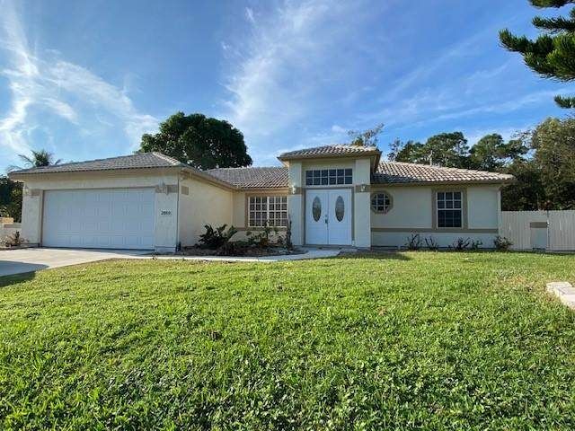 2859 SE Pace Drive, Port Saint Lucie, FL 34984 (MLS #RX-10679062) :: THE BANNON GROUP at RE/MAX CONSULTANTS REALTY I