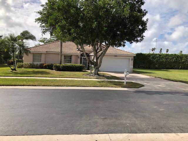 5425 White Sands Cove, Lake Worth, FL 33467 (MLS #RX-10681719) :: Miami Villa Group