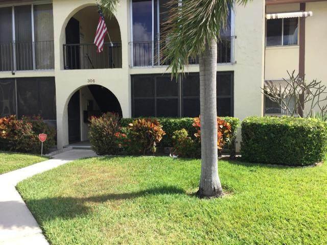 306 Knotty Pine Circle D-1, Greenacres, FL 33463 (#RX-10682091) :: Posh Properties