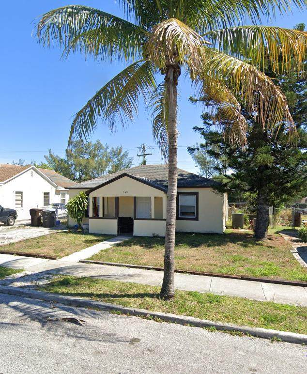 950 29th Street, West Palm Beach, FL 33407 (MLS #RX-10683006) :: THE BANNON GROUP at RE/MAX CONSULTANTS REALTY I