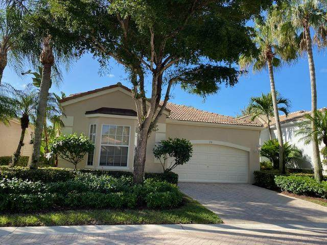 158 Sunset Bay Drive, Palm Beach Gardens, FL 33418 (MLS #RX-10683681) :: Laurie Finkelstein Reader Team