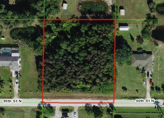Xxxx 90th Street N, Loxahatchee, FL 33470 (MLS #RX-10684043) :: THE BANNON GROUP at RE/MAX CONSULTANTS REALTY I
