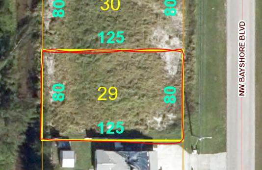 268 NW Bayshore Boulevard, Port Saint Lucie, FL 34983 (MLS #RX-10684102) :: Miami Villa Group
