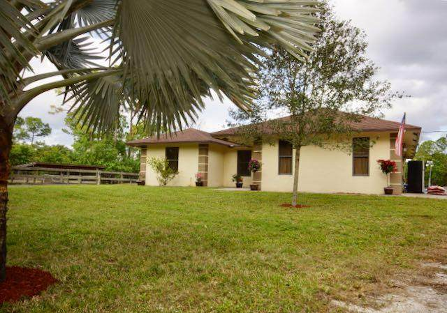 15707 62nd Place N, The Acreage, FL 33470 (MLS #RX-10684354) :: THE BANNON GROUP at RE/MAX CONSULTANTS REALTY I