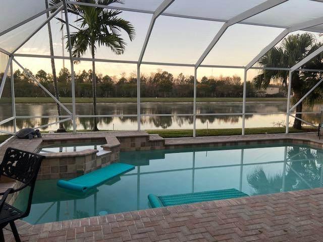 10154 Clubhouse Turn Road, Lake Worth, FL 33449 (MLS #RX-10684435) :: Berkshire Hathaway HomeServices EWM Realty