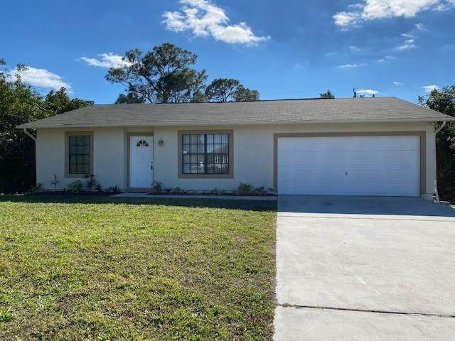 630 SW Hoffenberg Avenue, Port Saint Lucie, FL 34953 (MLS #RX-10684476) :: THE BANNON GROUP at RE/MAX CONSULTANTS REALTY I
