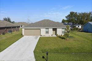 1025 SW Calmar Avenue, Port Saint Lucie, FL 34953 (MLS #RX-10684531) :: THE BANNON GROUP at RE/MAX CONSULTANTS REALTY I