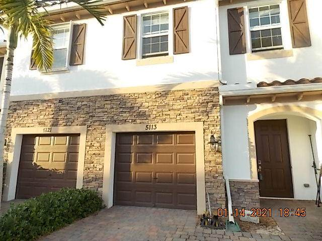 5113 Ellery Terrace, West Palm Beach, FL 33417 (#RX-10684600) :: Realty One Group ENGAGE