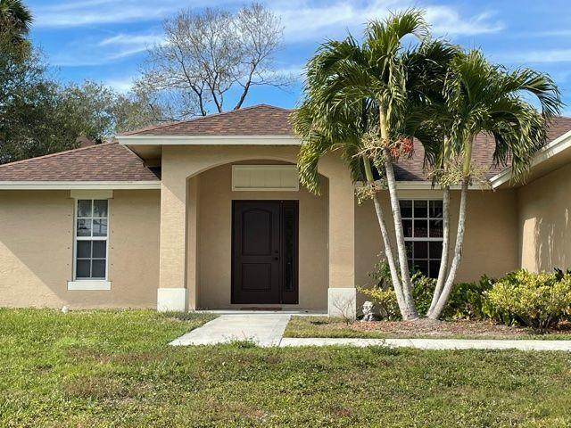 2382 SW Wynnewood Street, Port Saint Lucie, FL 34953 (MLS #RX-10685469) :: United Realty Group