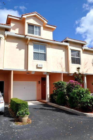 2058 Alta Meadows Lane #2505, Delray Beach, FL 33444 (MLS #RX-10685949) :: Berkshire Hathaway HomeServices EWM Realty