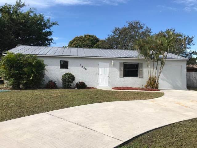2538 SE Allen Street, Port Saint Lucie, FL 34984 (MLS #RX-10685974) :: Laurie Finkelstein Reader Team