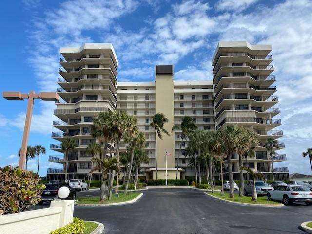 10044 S Ocean Drive #305, Jensen Beach, FL 34957 (MLS #RX-10685999) :: Berkshire Hathaway HomeServices EWM Realty