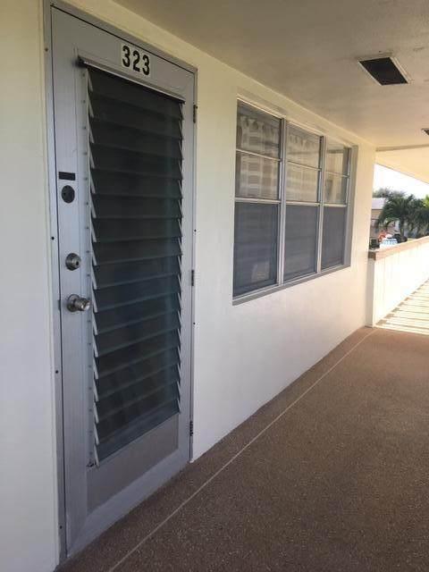 323 Northampton P #323, West Palm Beach, FL 33417 (#RX-10686138) :: Ryan Jennings Group