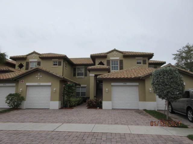 12740 NW 83rd Court 35-F, Parkland, FL 33076 (MLS #RX-10686342) :: Berkshire Hathaway HomeServices EWM Realty
