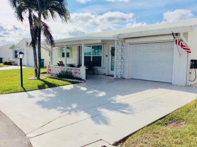 146 Ocean Court, Boynton Beach, FL 33426 (MLS #RX-10686525) :: Castelli Real Estate Services