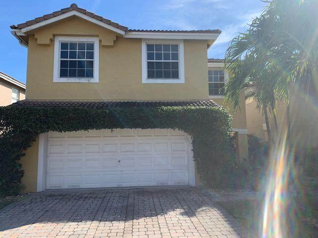 3362 Turtel Cove, West Palm Beach, FL 33411 (MLS #RX-10686736) :: Dalton Wade Real Estate Group