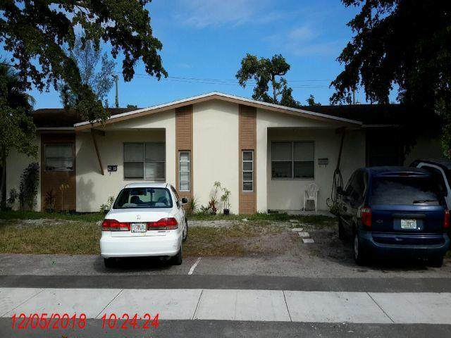 6211- 6215 SW 39th Court 1-2, Davie, FL 33314 (MLS #RX-10687450) :: THE BANNON GROUP at RE/MAX CONSULTANTS REALTY I