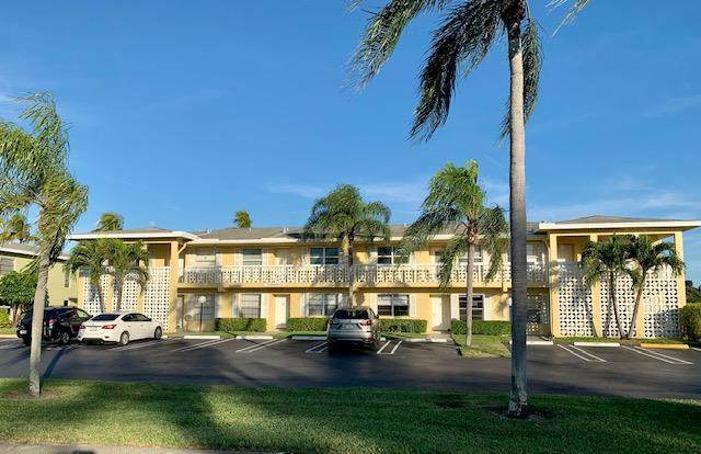 1120 Mahogany Way #201, Delray Beach, FL 33445 (#RX-10689058) :: Signature International Real Estate