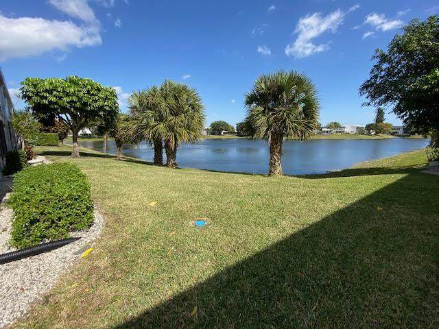 217 Somerset L #217, West Palm Beach, FL 33417 (#RX-10689760) :: Ryan Jennings Group