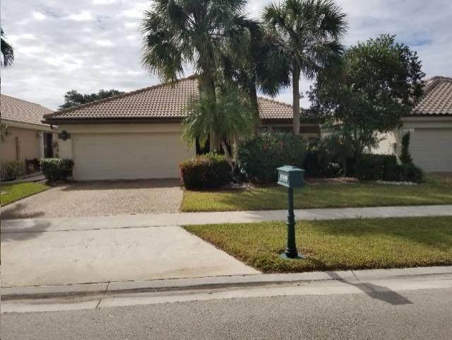 10698 Crystal Lake Drive, Boca Raton, FL 33428 (#RX-10690077) :: Michael Kaufman Real Estate