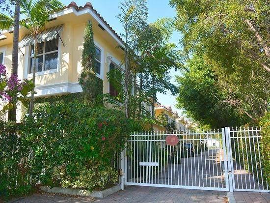 1119 N Victoria Park Road #4, Fort Lauderdale, FL 33304 (#RX-10691511) :: Posh Properties