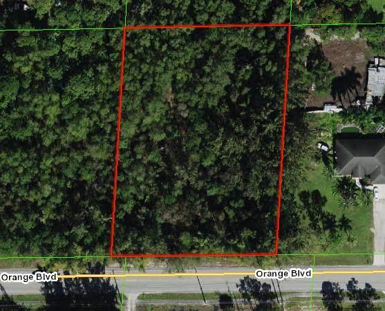 13843 Orange Boulevard, Loxahatchee, FL 33470 (MLS #RX-10693147) :: United Realty Group