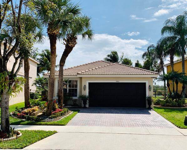 1861 SW 148th Way, Miramar, FL 33027 (#RX-10693212) :: Realty One Group ENGAGE