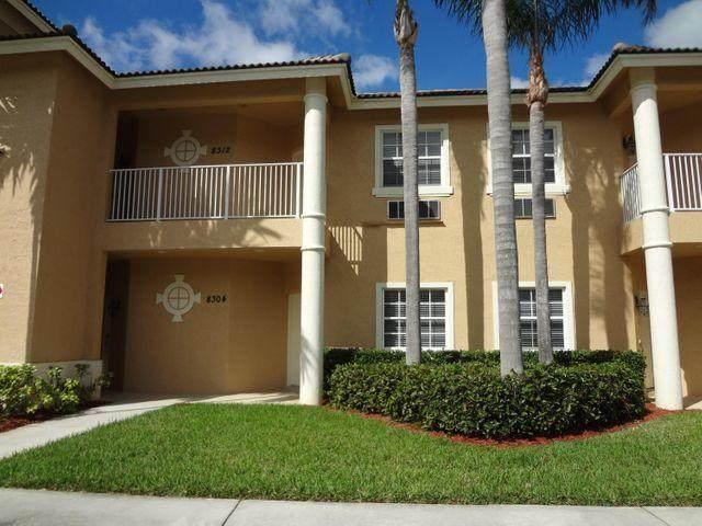 8304 Mulligan Circle #2212, Port Saint Lucie, FL 34986 (#RX-10693643) :: Signature International Real Estate