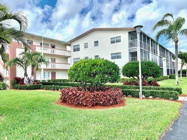 132 Preston D, Boca Raton, FL 33434 (MLS #RX-10694412) :: Dalton Wade Real Estate Group