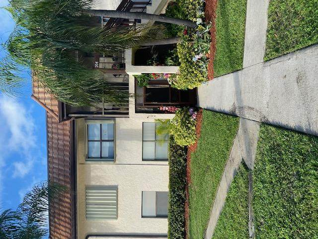 7262 Golf Colony Court #104, Lake Worth, FL 33467 (#RX-10694661) :: Signature International Real Estate