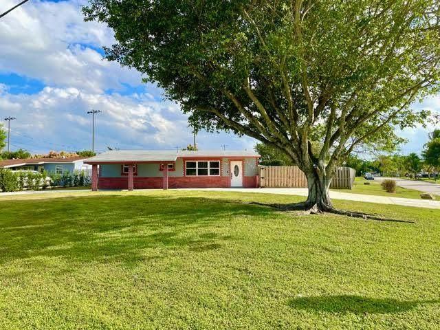 4994 SW 6th Street, Margate, FL 33068 (MLS #RX-10694770) :: Berkshire Hathaway HomeServices EWM Realty