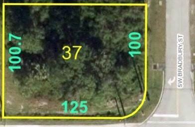4602 SW Bradbury Street, Port Saint Lucie, FL 34953 (MLS #RX-10694952) :: Castelli Real Estate Services